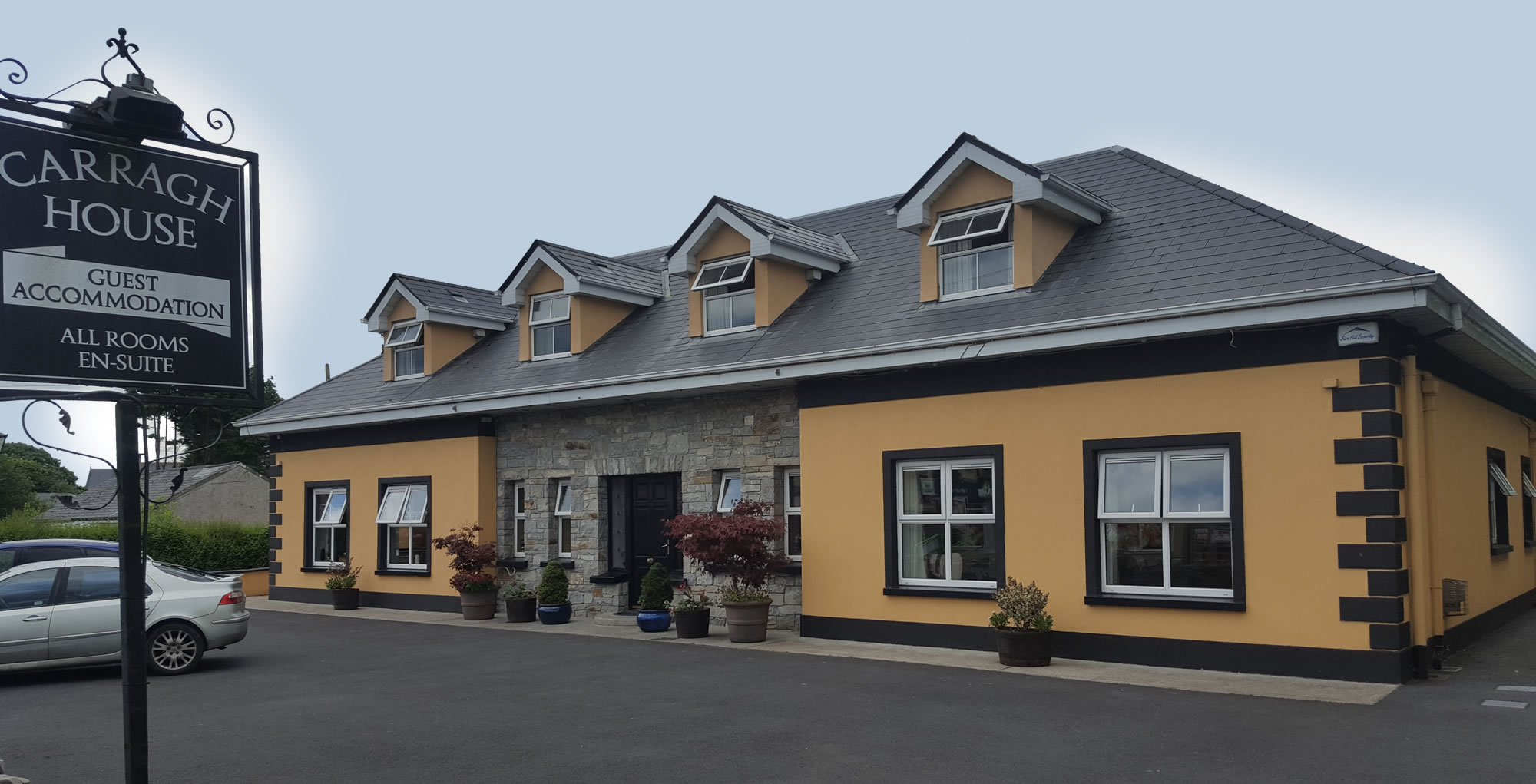 carragh house bed and breakfast castlebar mayo